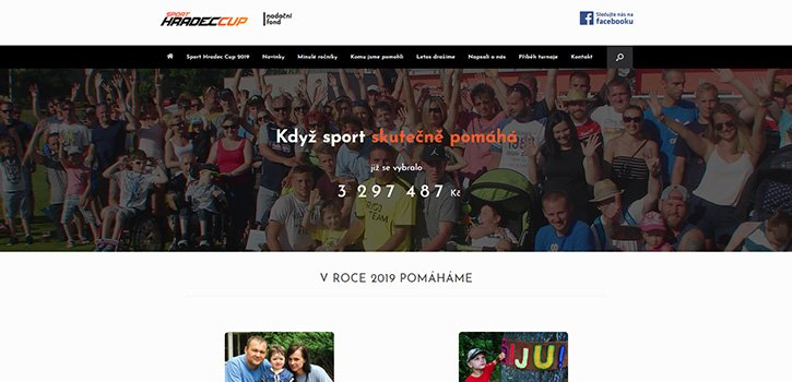 Sport Hradec Cup
