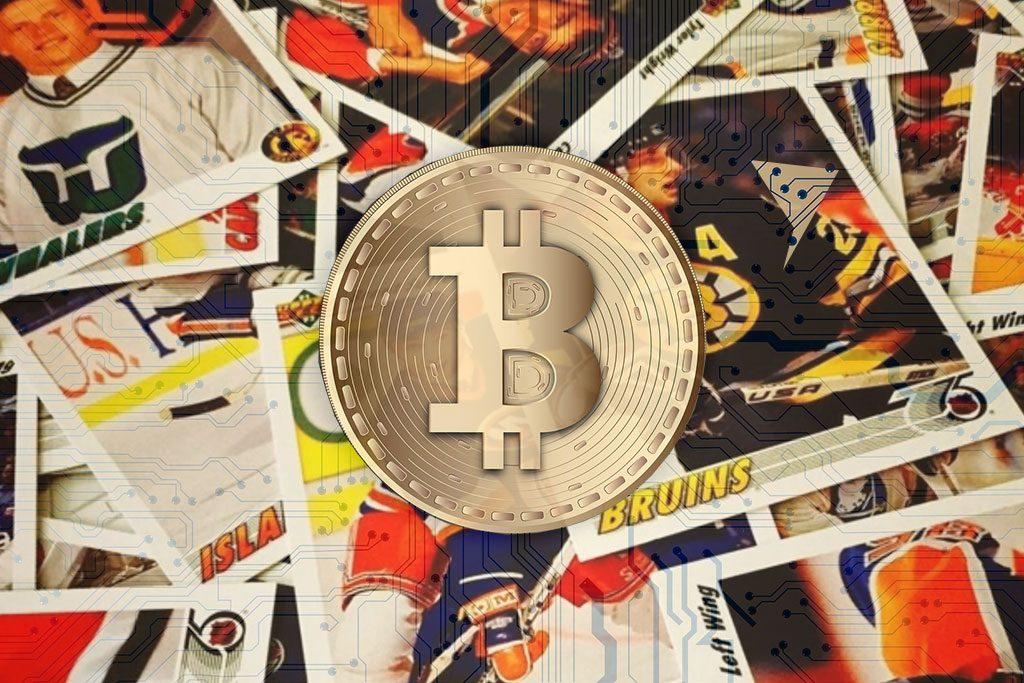 Vysvětlení Blockchainu pomocí hokejových kartiček
