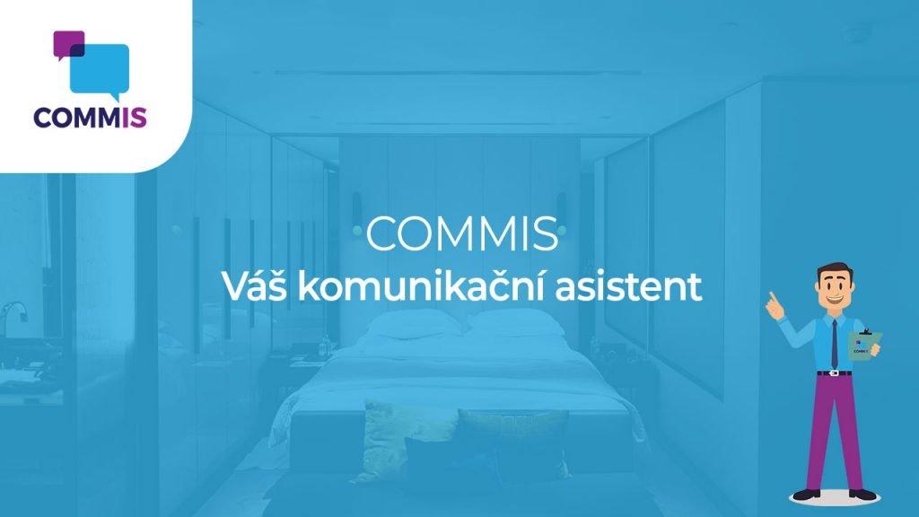 Pomáháme s COMMIS