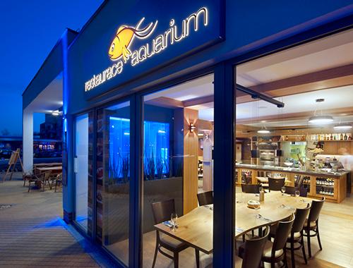 Restaurace Aquarium