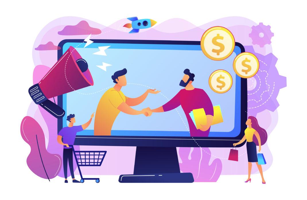 Jak pomocí affiliate marketingu zvýšit tržby o desítky procent